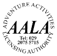 Adventure Activities Licensing Authority Certification